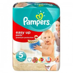 LesCouches Pack 88 couches Pampers Easy Up