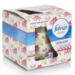 Febreze - Bougie Parfumée Flower Bloom sur Les Couches