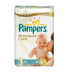 LesCouches Pack 20 couches Pampers Premium Care