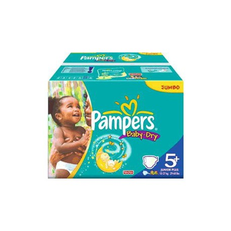 240 couches pampers baby dry taille 5 moins cher sur les - Couche pampers taille 5 pas cher ...