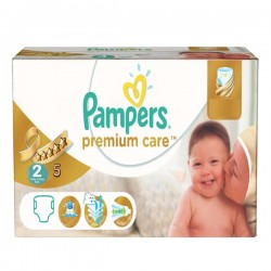 LesCouches Maxi Giga Pack 320 couches Pampers Premium Care