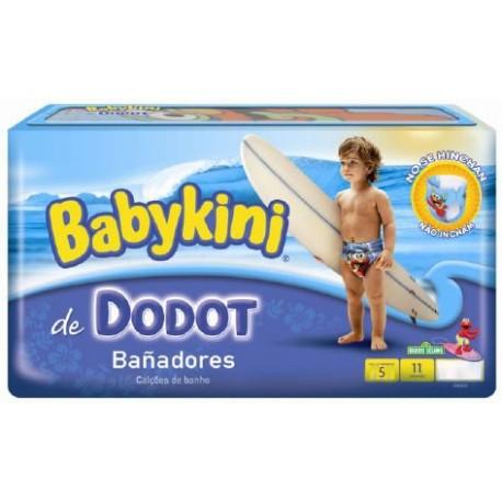 Dodot - 11 Couches de bains Maillot de bain taille 5 sur Les Couches