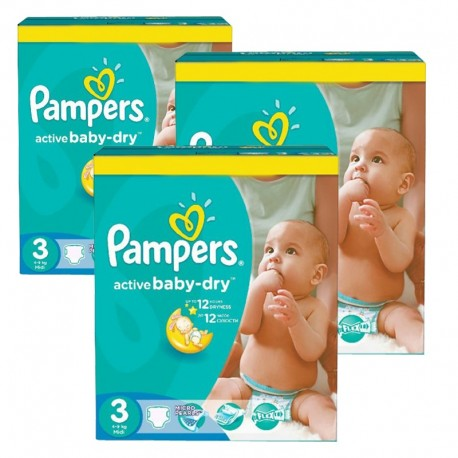 296 couches pampers active baby dry taille 3 bas prix - Prix couches pampers baby dry taille 4 ...
