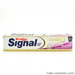 Signal - Dentifrice Integral 8 Resist+ sur Les Couches