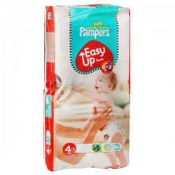 LesCouches Pack 42 couches Pampers Easy Up