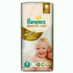 LesCouches Pack 24 couches Pampers Premium Care